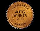 Excellence-Award-AFG-Winner-2013