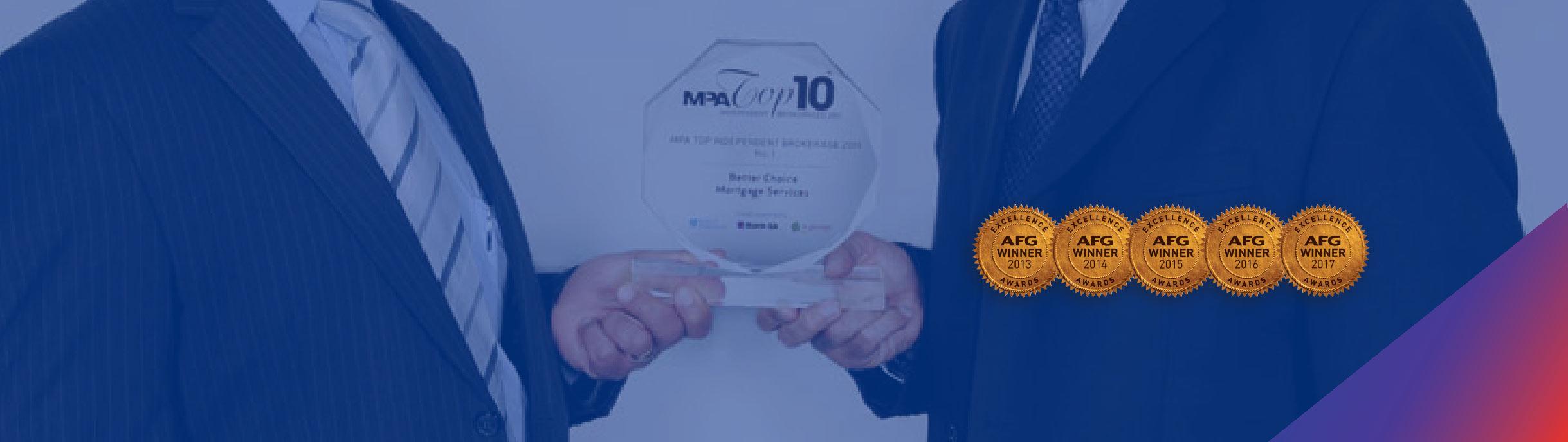 Home-Loan-Mortgage-Broker-AFG-Winner-Excellence-Awardee