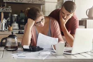 first home buyers stressed