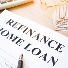 Refinancing Home Loan