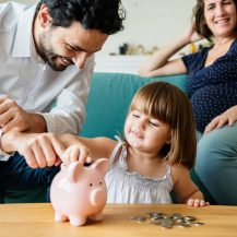 young-family-refinancing home loan
